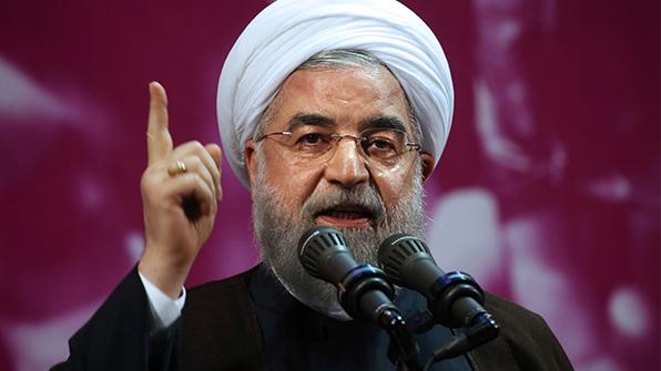 """이란 로하니 대통령 연임 확정…""""57% 득표"""""""