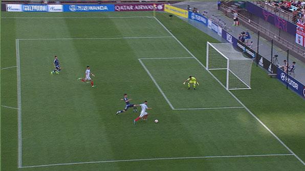 [U20월드컵] 아르헨티나의 추격에 찬물을 끼얹은 잉글랜드 추가골