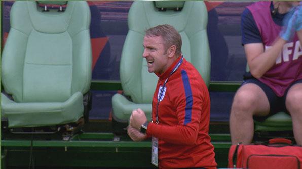 [U20월드컵] 아르헨티나를 제압한 잉글랜드의 차원이 다른 3골