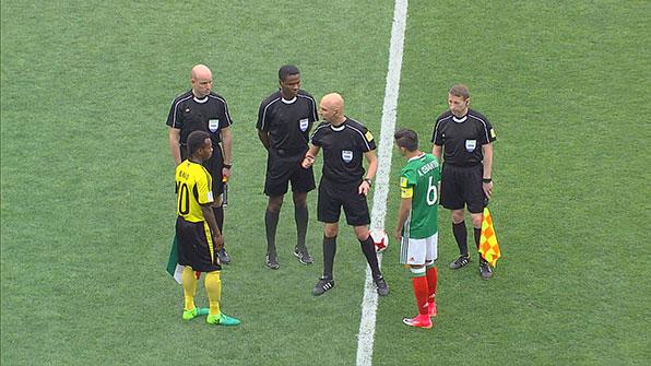 [U20월드컵] B조 <멕시코 3:2 바누아투> 하이라이트