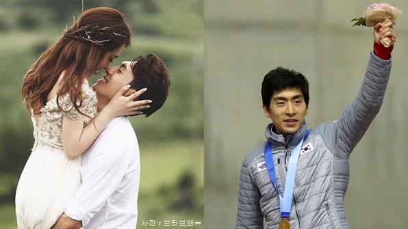 [K스타] 이승훈 선수, 평창올림픽 앞두고 6월 결혼