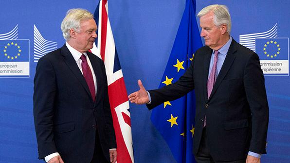 EU·영국, 브렉시트 협상 공식 시작