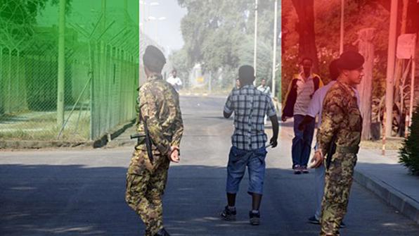 이탈리아 당국, '테러선동 혐의' 이라크인 망명신청자 체포