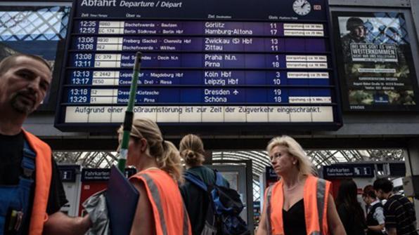 독일서 열차 신호망에 잇단 방화…G20 관련 의심