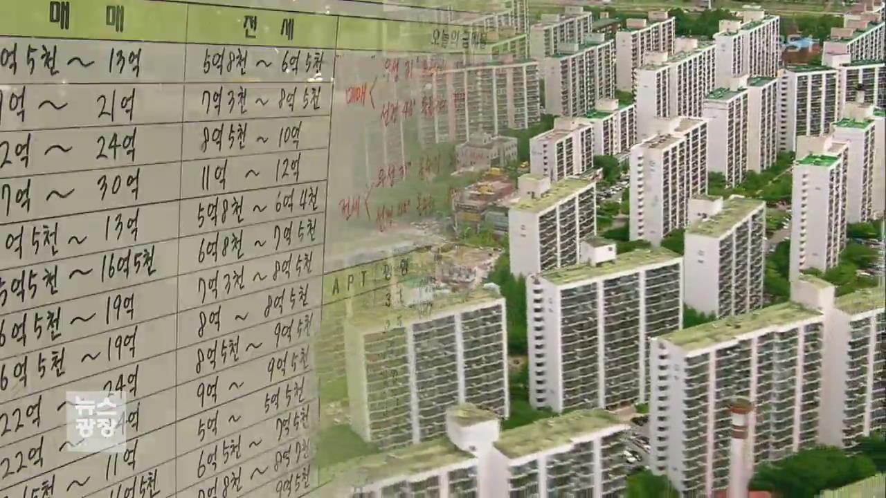 서울 전역 전매제한·대출규제 강화
