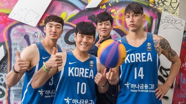 한국, 3대3 농구 월드컵서 인도네시아 꺾고 첫 승