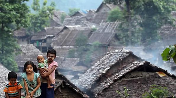 '속박·불안·빈곤 때문에…' 죽음택하는 수용소 난민들