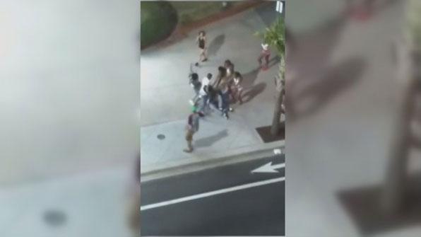 [고현장] SNS 통해 생중계된 美 '총격사건'…6명 부상