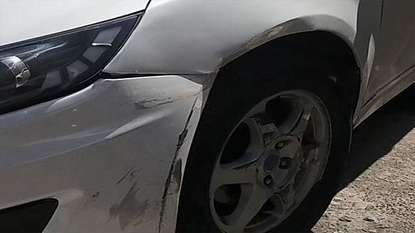 황당한 렌터카 업체…GPS로 쫓아가 파손 후 수리비 청구