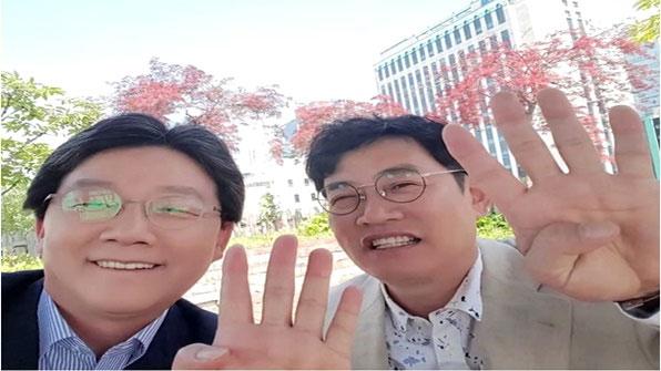 """'냄비받침' 유승민 """"홍준표, 토론 컨닝 페이퍼 제일 열심"""""""