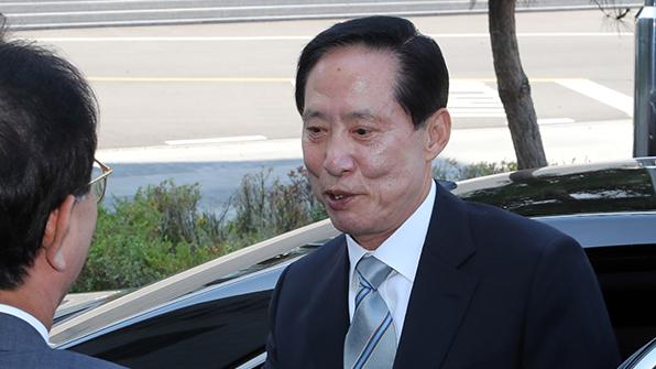국방위 전체회의 취소…'송영무 청문회' 일정 확정 무산