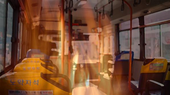 경기 화성서 버스 화재…3천만 원 재산피해