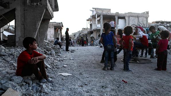 시리아 내전 6년간 33만1천765명 사망…민간인이 3분의 1