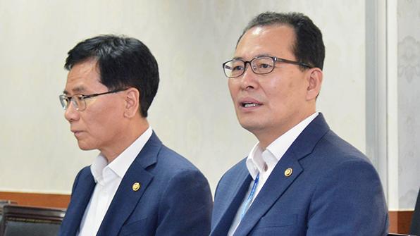 정부, 최저임금 TF회의…일자리 안정자금 대책 논의