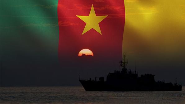 카메룬 군함, 대서양 해안서 침몰…최소 34명 실종