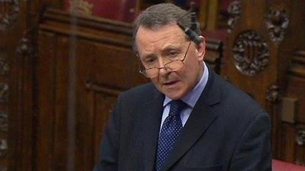英 상원의원, 영국 정부에 북한 외교관계 격하 촉구