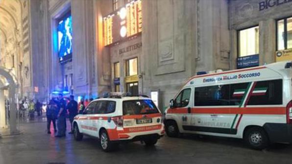 伊밀라노에서 경찰 피습 시도한 아프리카 이민자 체포