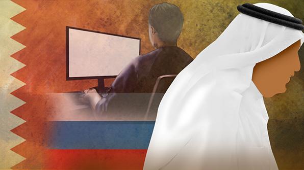 """카타르 """"'UAE 개입 의심' 해킹사건 범인 법정에 세우겠다"""""""