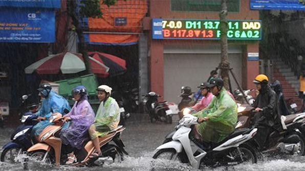 베트남 중북부 태풍 '탈라스' 피해 속출…2명 사망