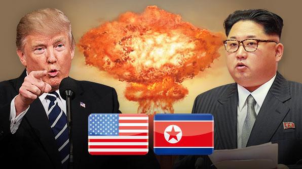 """미 합참의장 """"대북 군사공격 불가능하지 않다"""""""