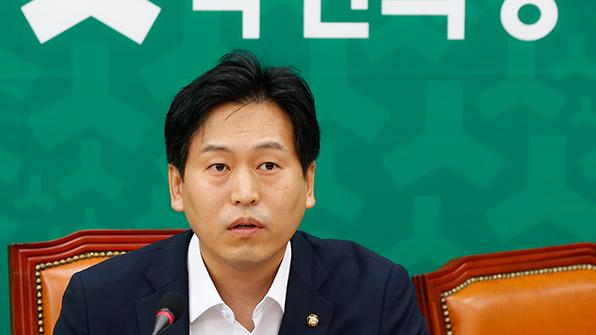 """국민의당 """"김현종, 어쩔 수 없는 선택…文정부 인재풀 좁다"""""""