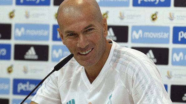지네딘 지단, 레알 마드리드 3년 재계약 합의