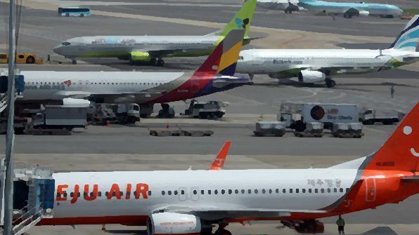 저비용항공사 실적 '고공행진'…상반기 영업익 작년의 2배로 껑충