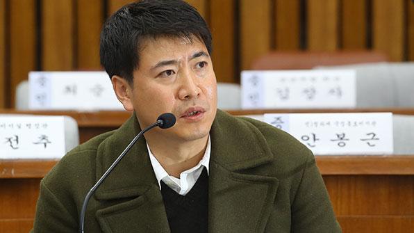 검찰, '이완영 의원 위증 의혹' 제기했던 노승일 무혐의 처분