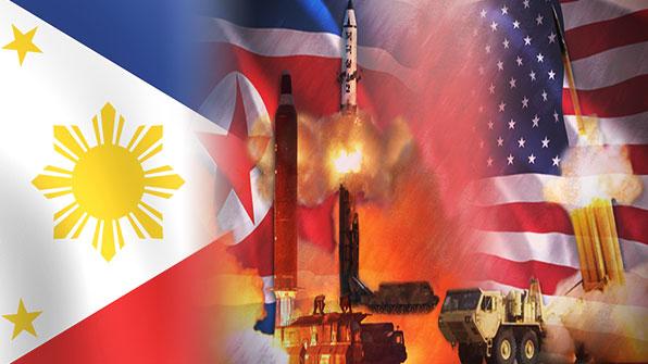 아세안 의장국 필리핀, 北·美에 한반도 긴장고조 자제 촉구