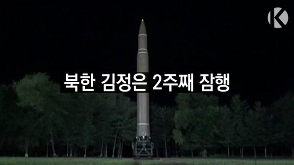 """[라인뉴스] 북한 김정은 2주째 잠행…""""중·러·UN 대사 소환"""""""