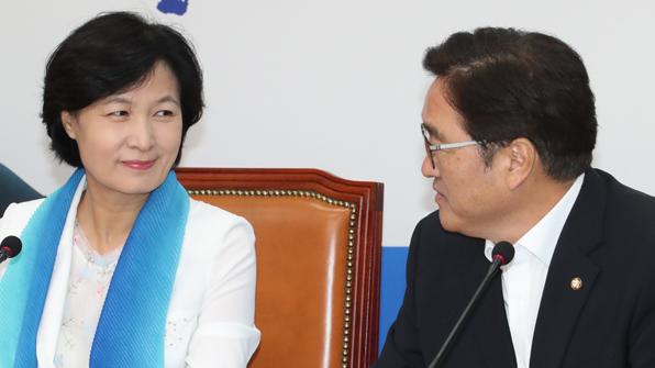 與, 임시국회 일정·사드 추가 배치 등 현안 논의
