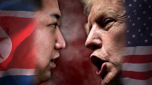 """NYT """"트럼프는 와일드카드…北에 최대 악몽 또는 기회"""""""