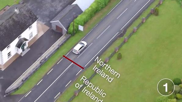 英정부, 세관 없는 북아일랜드-아일랜드 국경 제안