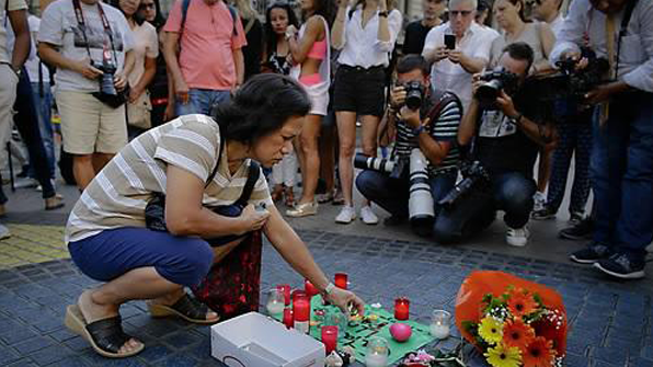 스페인 차량 테러로 숨진 이탈리아인, 3명으로 증가
