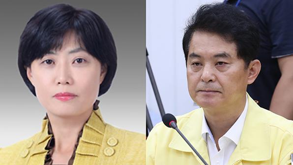 """야3당 """"이유정 지명철회·류영진 해임해야"""""""