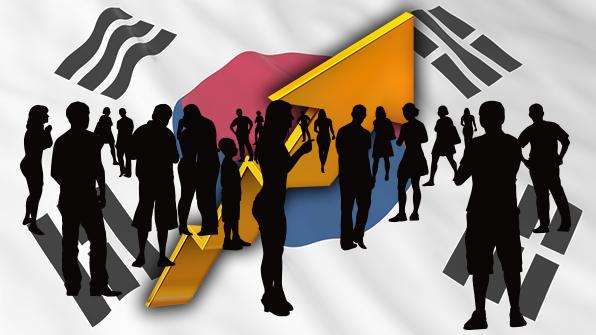 인구 2031년 정점 찍고 내리막…1인 가구 증가로 가구수는 2043년까지 증가