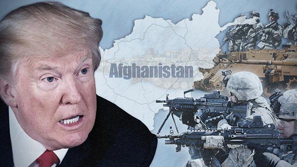 """獨, '트럼프의 아프간 추가파병' 계획에 """"현실 기초한 결정"""""""