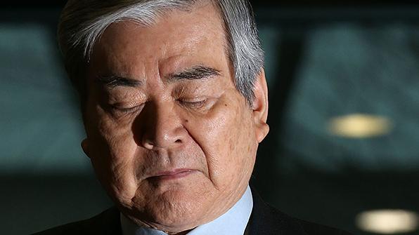 '자택공사 비리' 혐의 조양호 회장 부부 경찰 출석 연기요청