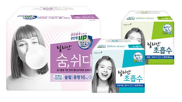 식약처, '릴리안 생리대' 품질검사 착수…제조사 환불 실시