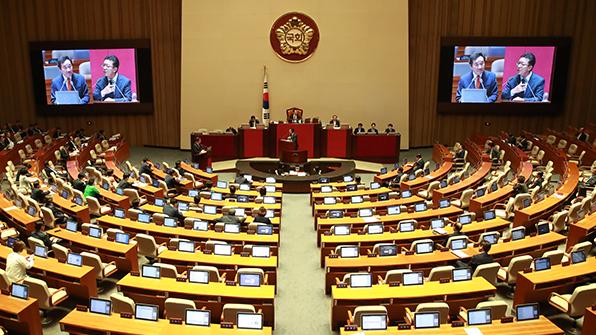 국회 대정부질문 마지막날…교육·사회·문화 정책 공방 예고