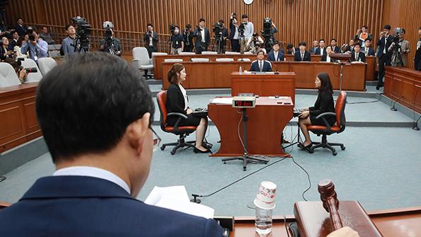 여야, 이르면 오늘 김명수 대법원장 후보자 인사청문보고서 채택 논의