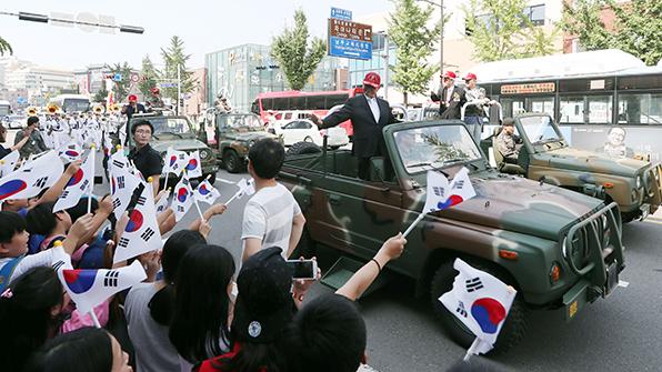 6·25전쟁 인천상륙작전 전승행사 15일 인천 월미도서 개최