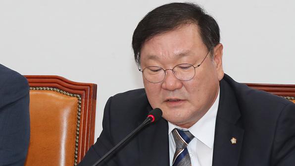 """김태년 """"사립유치원 단체, 학부모·아이들을 볼모로 집단행동 하지 말라"""""""