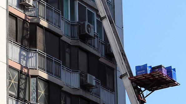'이사비 7천만 원 지원' 강남 재건축 수주전…정부, 법률위반 여부 검토