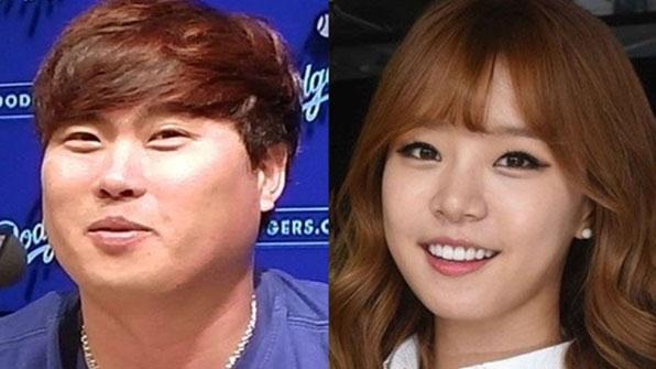 [K스타] 김남일부터 류현진까지, 스포츠스타와 방송인의 만남