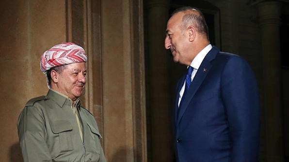 """터키 """"이라크 쿠르드자치정부 독립 투표, 대가 치를 것"""""""