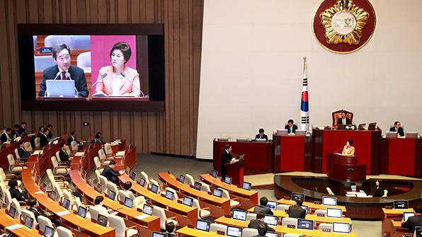 대정부질문 마지막 날 여야 공방…前·現 정권 문제점 부각 주력