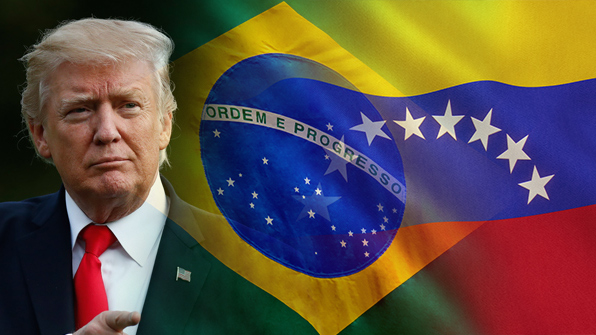 트럼프, 브라질에 '베네수엘라 제재 강화' 압력 높일 듯