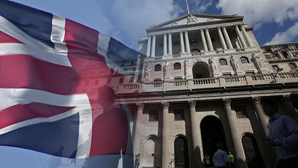 영국 중앙은행, 기준금리·양적완화 한도 동결
