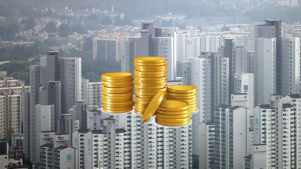 서울 아파트 평균 가격, 가구 평균 연 소득 11배